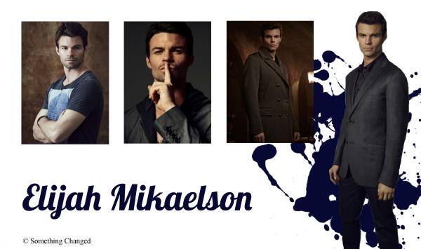 ♦ Elijah Mikaelson