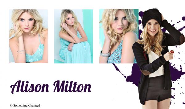 ♦ Alison Milton