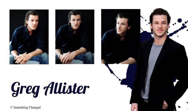 ♦ Greg Allister