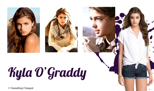 ♦ Kyla O'Graddy
