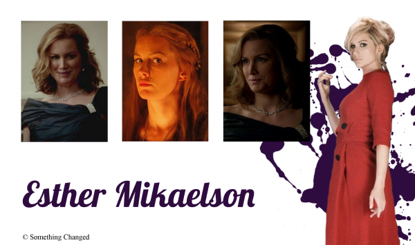 ♦ Esther Mikaelson