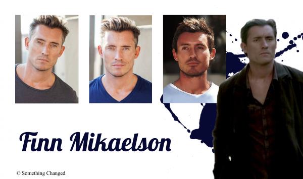 ♦ Finn Mikaelson