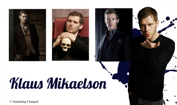 ♦ Klaus Mikaelson