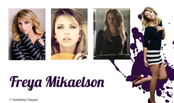 ♦ Freya Mikaelson
