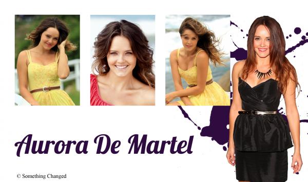 ♦ Aurora De Martel