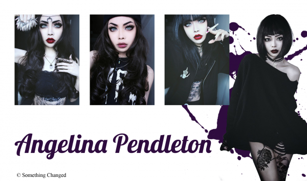 ♦ Angelina Pendlecon