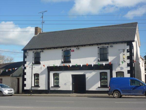 Dunleer Inn, ou mon pub de prédilection.