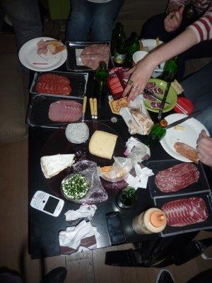 Retour au pays de la Baguette et du Fromage - Du 5 mai au 11 mai 2012