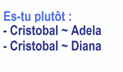 Diana & Cristobal