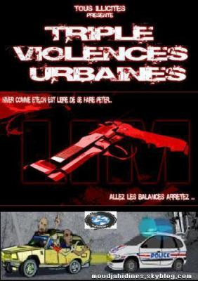 lim triples violences urbaines