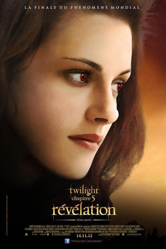 Twilight chapitre 5 RÉVÉLATION chapitre 2