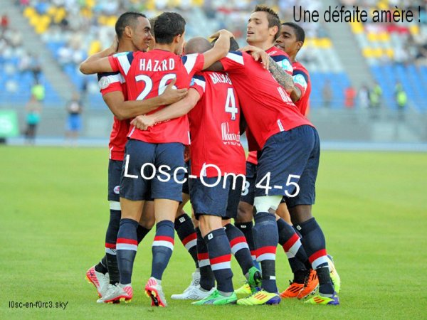 Losc-Om : Un match complèment fou !