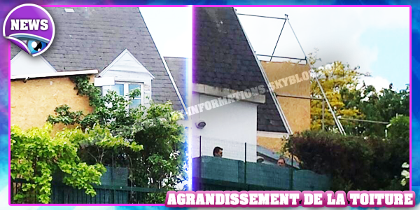 ( Actualisation 13/02/2014 ) Secret Story 8: La maison en plein travaux !