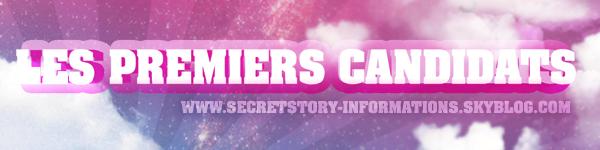 Secret Story 8: Des indices sur les premiers candidats !
