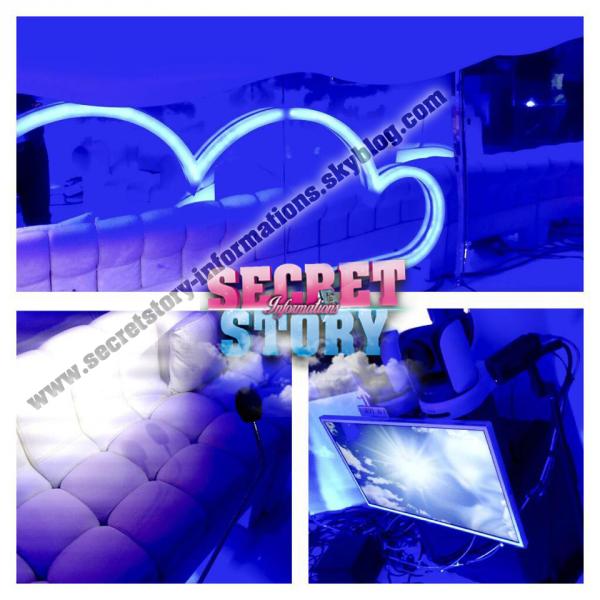 Secret Story 8: Visite de la nouvelle Maison des Secrets !