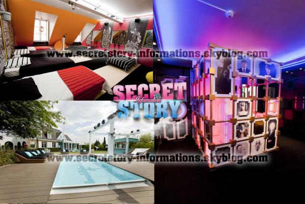 Secret Story 8: Voici les photos de (presque) toute la maison des secrets !