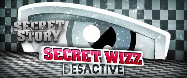 Secret Wizz ! ( Semaine 8 )