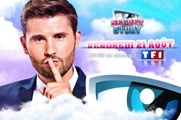 Secret Story revient le Vendredi 21 Août sur TF1 & NT1 !