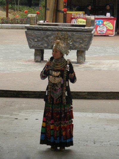 Semaine de visite du 12/02/12 au 17/02/12 (5) Yong Shuo (village)