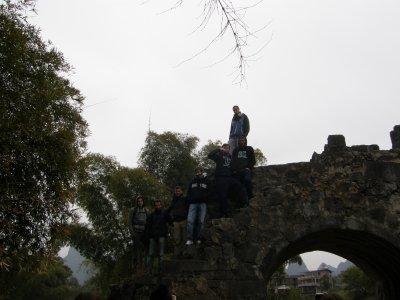 Semaine de visite du 12/02/12 au 17/02/12 (7) Ballade dans la campagne