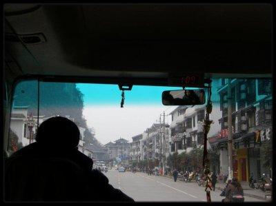 Les chinois et leur façon de conduire