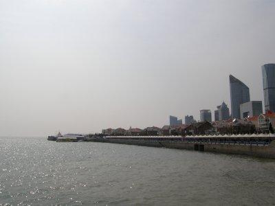 Ballade dans QingDao