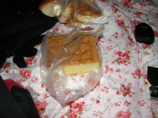 Gâteaux chinois au petit déj'