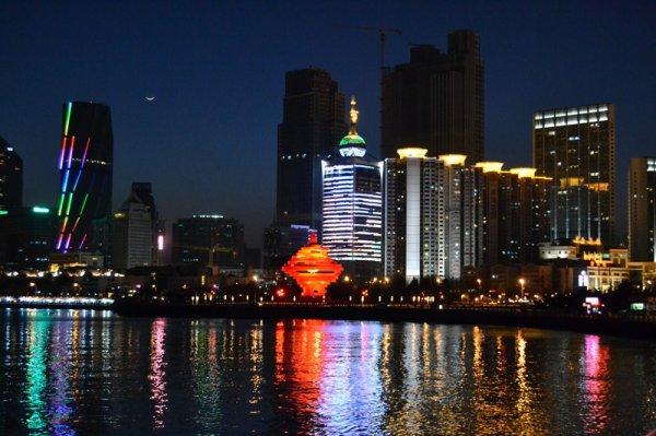 Qingdao by Night!