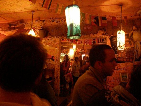 Helen's bar