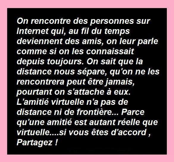 Amis virtuels
