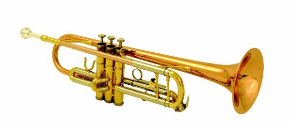 Trompette et clarinette soprano