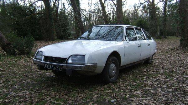 Citroën CX 2000 1979.