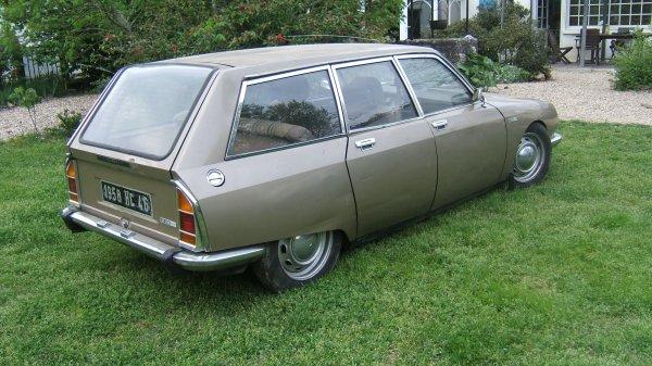Citroën GS 1972