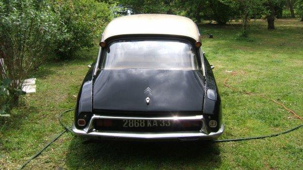 Citroën ID19 1963