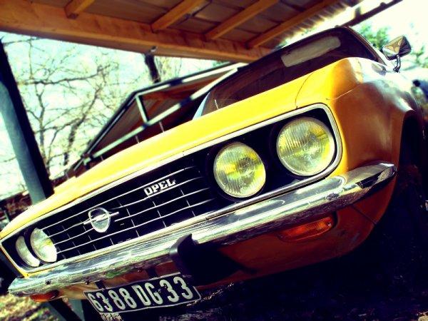 Opel Manta A '72