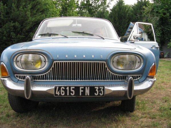 Ford Taunus 17mTS '64