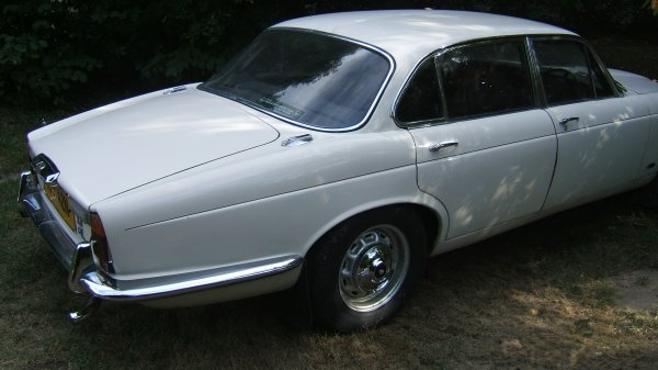 Jaguar XJ6 4.2L 1974.