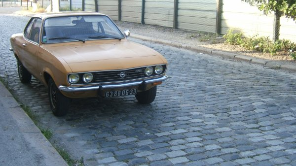 Opel Manta 1973.