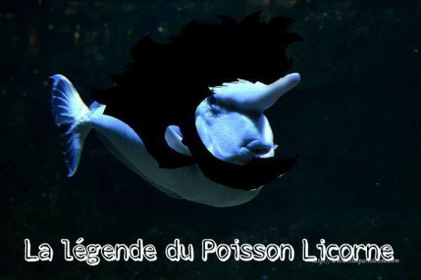 La légende du Poisson Licorne