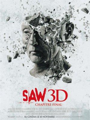Saw 7 3D : Chapitre Final de Kevin Greutert avec Tenedra Howard, Costas Mandylor, Tobin Bell...