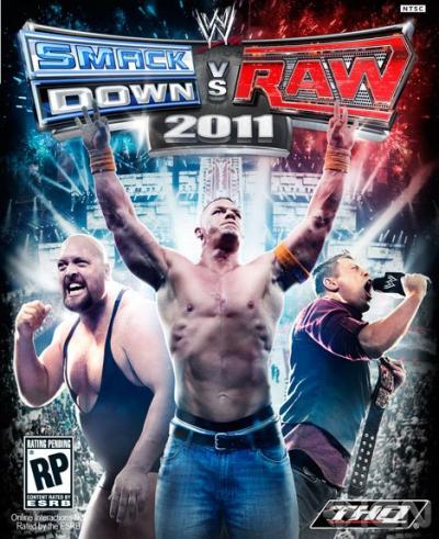 SmackDown! vs Raw 2011
