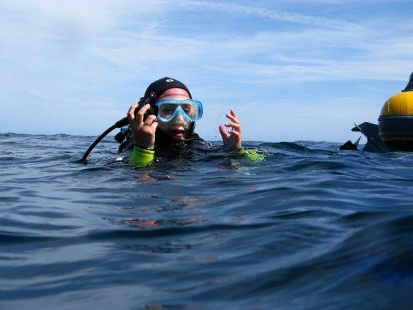 plongées en Baie de St Brieuc