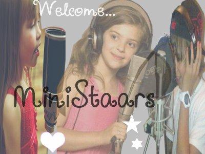 Bienvenue sur MiniStaars !