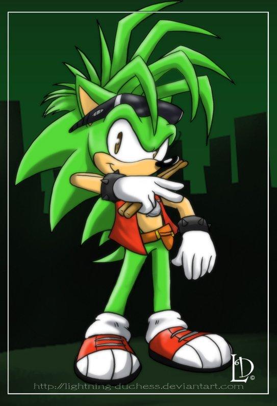 Fic 1 - Sonic et la Bête – Chapitre 4 : Il faut sauver Manic !