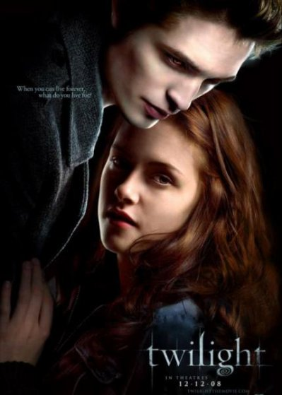 j'aime le film twilight
