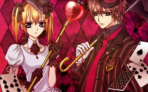 Rima et Shiki