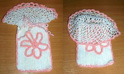 Un de mes premiers crochets