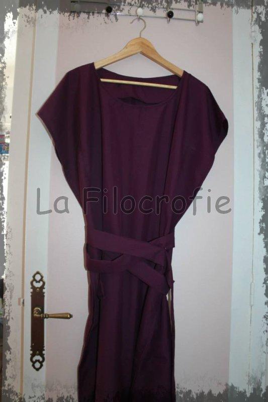 Deux robes pour une amie et sa mère