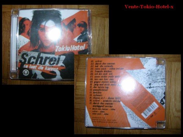 Album Schrei