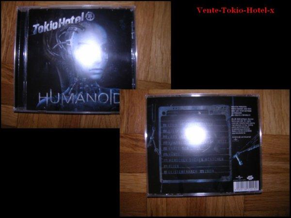 Album Humanoid